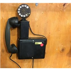 Component Rotary Telephone from the Colinton Hotel