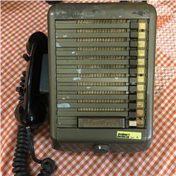Vintage Executone Switchboard Phone