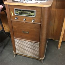 Rogers Majestic Radio / Phonograph Combo (Ready for Restoration)