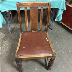 Regency Wooden Chair