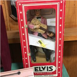 Elvis Bourbon Decanter