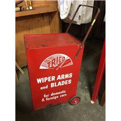 """Trico Wiper Arms & Blades"" Display Cart"