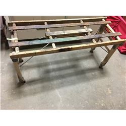Washtub Bench