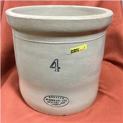 4 Gallon Medalta Crock