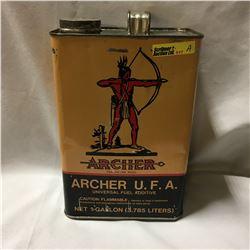 Archer UFA 1 Gallon Tin