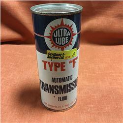 Oil Pint Tin - Full : Ultra Lube Type F