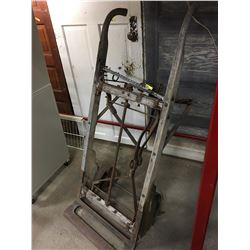 Combination Wheel Dolly / Beam Scale