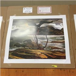 Limited Edition Prints - Group of Seven : Bent Pine