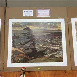 Limited Edition Prints - Group of Seven : Stormy Weather