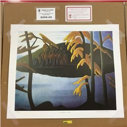 Limited Edition Prints - Group of Seven : Northern Lake