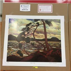 Limited Edition Prints - Group of Seven : West Wind