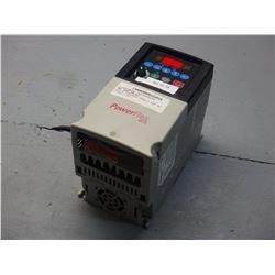 ALLLEN BRADLEY 22B-D6P0N104 POWERFLEX 40