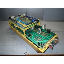 FANUC A06B-6064-H322#H550 AC SPINDLE SERVO UNIT