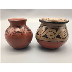Pair of Vintage Maricopa Pots