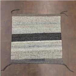 Twill Weave Navajo Saddle Blanket