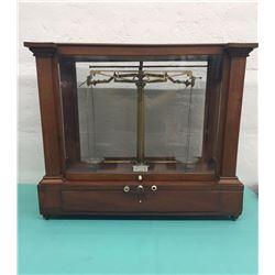 Antique Gemstone Scale