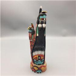 Hopi Long Hair Kachina - David