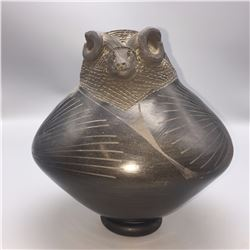 Mata Ortiz Effigy Pot
