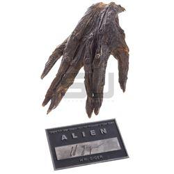 Alien - Alien Creature Costume Hand