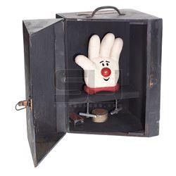Betty Crocker Commercial - Hamburger Helper Puppet Hand