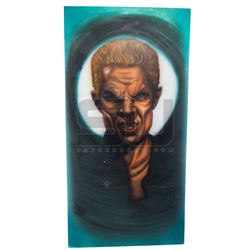 Buffy The Vampire Slayer (TV) - Large Spike Painting (James Marsters)