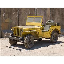 Bumblebee - Bumblebee Willys Jeep