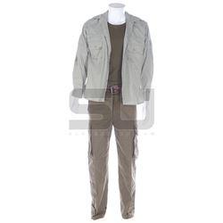 Doom - John Grimm's Civilian Costume (Karl Urban)