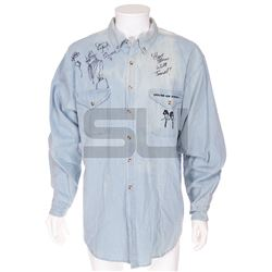 House of Blues - Dan Aykroyd Signed Shirt