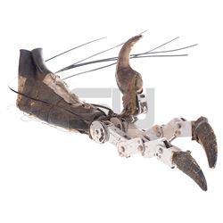 Jurassic Park - Articulated Raptor Foot