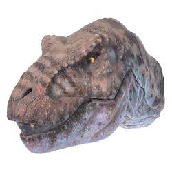 Jurassic Park - T-Rex Paint Test Head