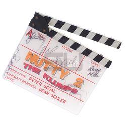 Nutty Professor II: The Klumps - Autographed Clapper Board