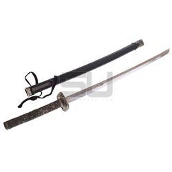 Octagon, The - Obstacle Course Katana Sword