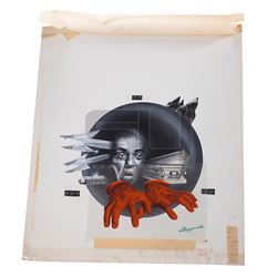 Phantasm - Original Movie Poster Concept Art