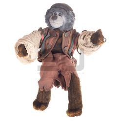 Pirates of the Caribbean: Curse of the Black Pearl - Jack the Monkey Stand In and Costume