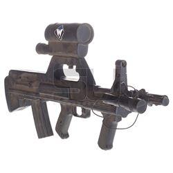 Tank Girl - Department of Water & Power Machine Gun