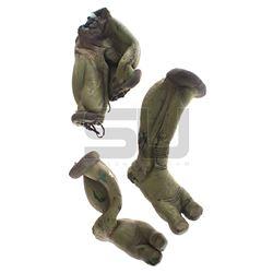 Teenage Mutant Ninja Turtles III - Donatello Legs and Leonardo Midsection