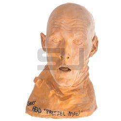 Terminator 2: Judgment Day - T-1000 Pretzel Man Head Mold (Robert Patrick)