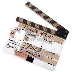 Tower Heist - Production Used Clapper Board