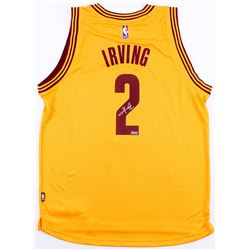 f62f38f1dfbee Kyrie Irving Signed Cavaliers Adidas Jersey (Panini COA)