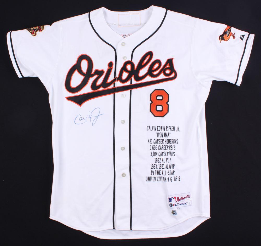 0b2f88acfe5 Image 1   Cal Ripken Jr. Signed LE Orioles