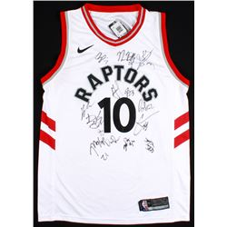 separation shoes 76ab0 98d12 2017-18 Toronto Raptors DeMar DeRozan Jersey Team ...
