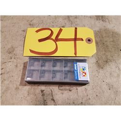 New ISCAR insert APKT 1003PDR IC908