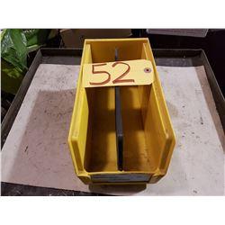 Plastic Bin 5''1/2 x 11''