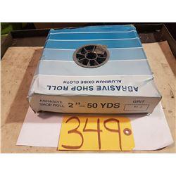 """Econo Roll 2""""x50yds Gr.60"""