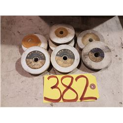 Bay State Grinding Wheel 3''x1/2''x1/2''