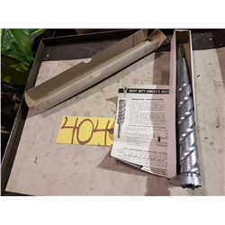 """Heavy Duty Concrete Master Drill 1""""1/4"""