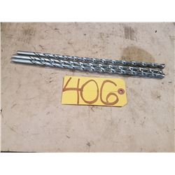 """Extra lenght Carbide Tipped Masonry Drill 3/8"""""""
