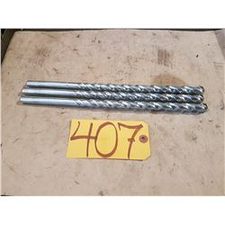 """Extra lenght Carbide Tipped Masonry Drill 5/8"""""""