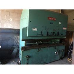 All Steel Press Brake 45 ton 8' Hydraulic