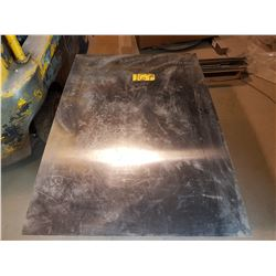 Sheet of Steel 5518H MILS 5059DB 0.80